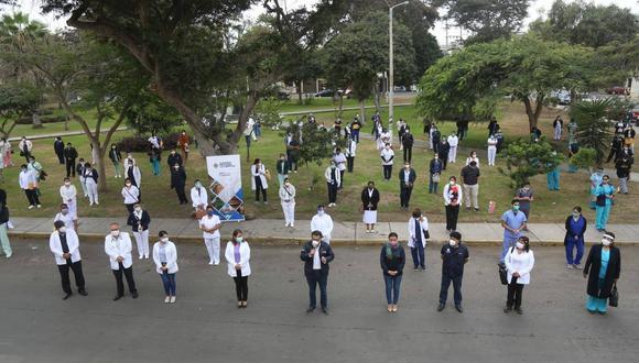 La Libertad: 200 profesionales de la salud se unen para luchar contra el COVID-19