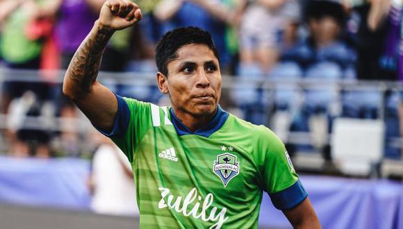 Raúl Ruidíaz ya tiene 51 goles con camiseta de Seattle Sounders. (Foto: Seattle Sounders FC)