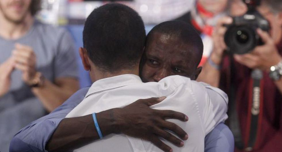 ADIÓS. Abidal espera jugar dos años más. Aún no sabe dónde. (Reuters)