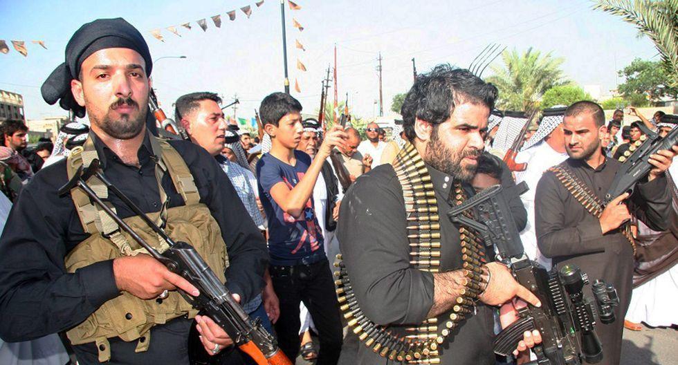 En su apogeo, en 2014, la organización controlaba un tercio de Irak y amplias partes de Siria. (Foto: EFE)