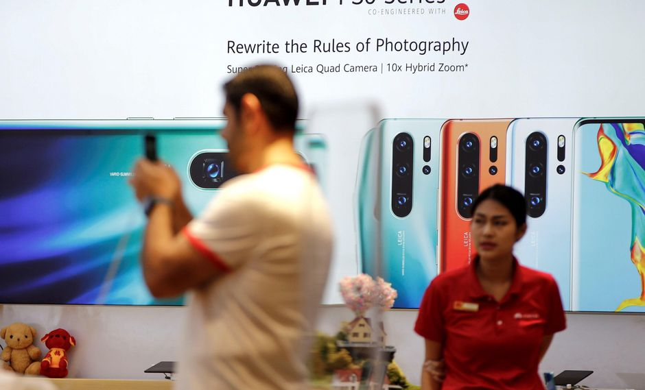 EE.UU. incluyó a mediados de mayo a Huawei en una lista negra que impedía a las empresas estadounidenses proporcionarles componentes originales sin la aprobación del Gobierno. (Foto: EFE)