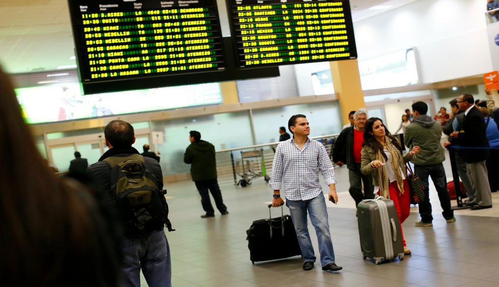 Peruanos aprovechan feriado largo para viajar y cargar baterías. (Foto: El Comercio)