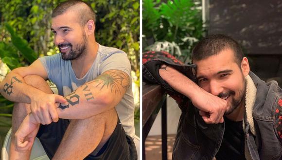 El cantante Ezio Oliva anunció su nueva manera de brindar shows por internet. (@eziooliva).
