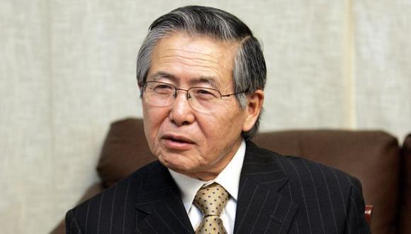 Juicio a Alberto Fujimori se realizará en la Diroes desde el jueves 17. (AP)