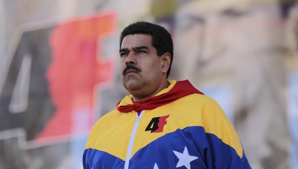 Nicolás Maduro no mostró pruebas. (Reuters)