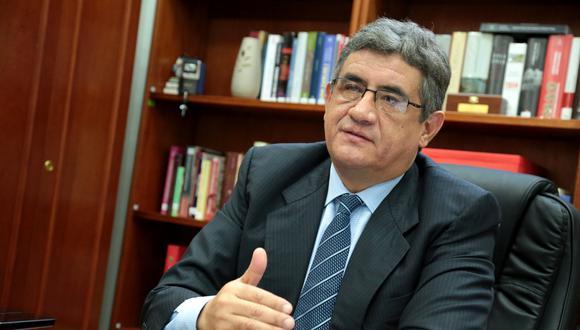 Sheput afirmó que la convocatoria fiscal a Daniel Salaverry sí está justificada. (Foto: GEC)