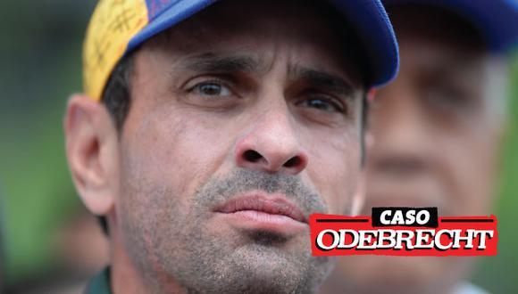 Capriles es una figura central en la política de Venezuela.