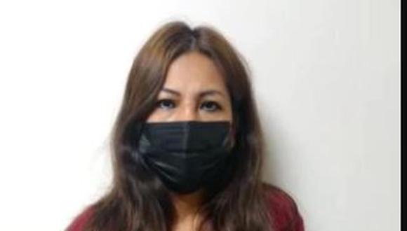 La pseudo cosmiatra Hermelinda Machoa Tamani (49) es investigada por el presunto delito contra la vida el cuerpo y la saluda en la modalidad del ejercicio ilegal de la profesión. (Foto: GEC)