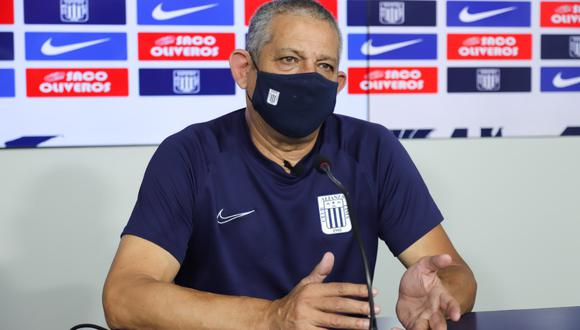 Carlos Aparicio analizó el presente de Alianza Lima