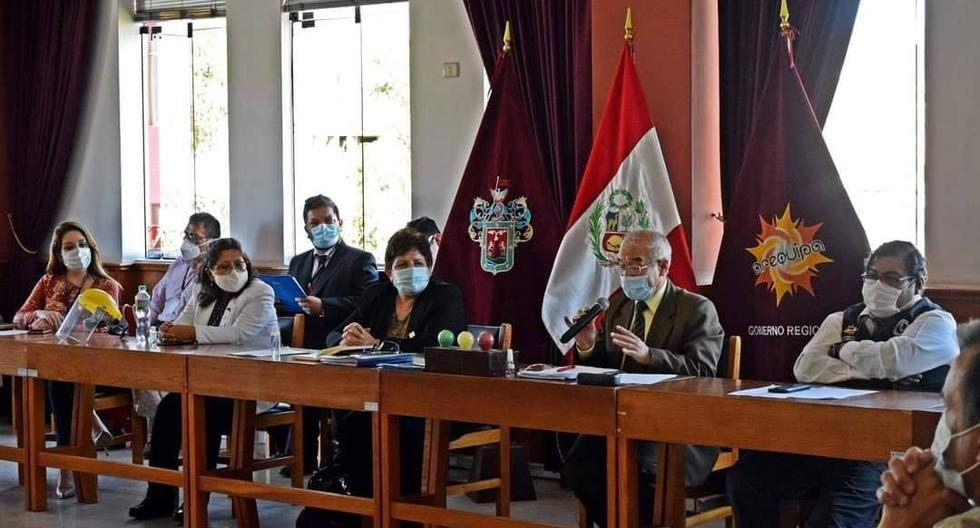 Comando COVID-19 de Arequipa pide que no se use el 100% de asientos en transporte público