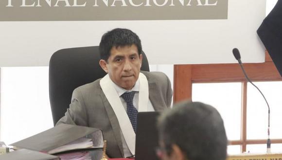 Concepción Carhuancho rechazó en primera instancia el recurso presentado en su contra por la defensa del exmandatario. (Foto: GEC)