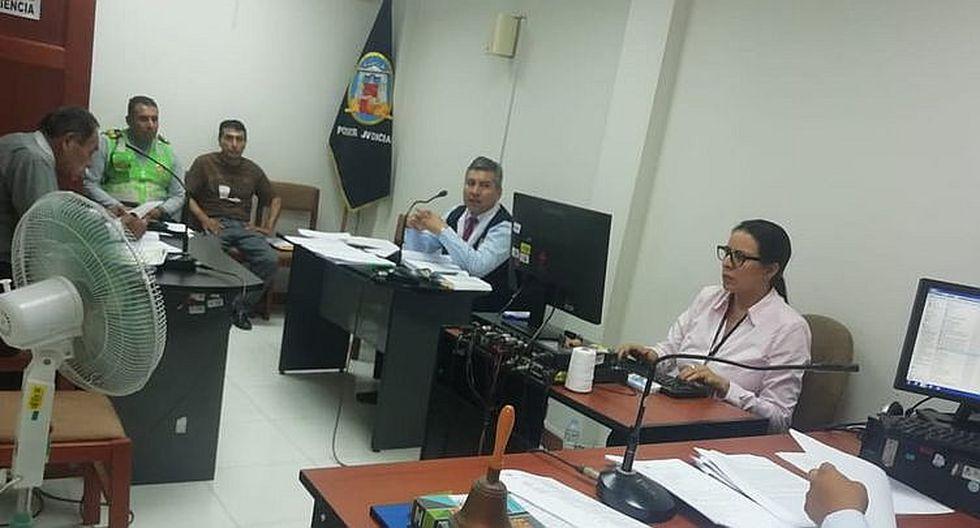 Chofer de Cruz del Sur recibió 9 meses de prisión preventiva. (Fiscalía)