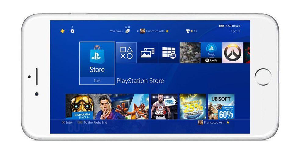 Gracias al nuevo update 6.50, los usuarios de dispositivos iOS podrán conectar sus dispositivos a la PS4.
