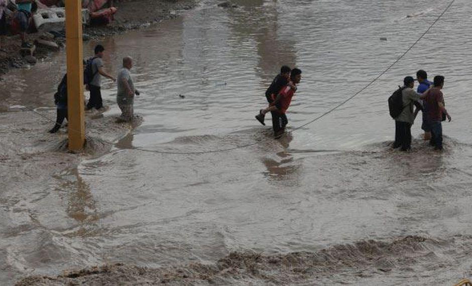 Se espera dar la mejor atención a la población en medio de esta tragedia climática. (Foto: Piko Tamashiro)