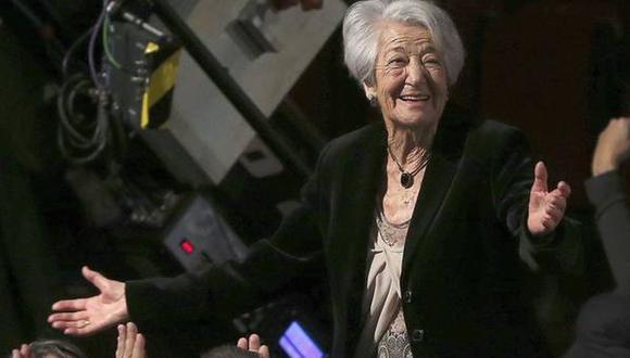 Asunción Balaguer, decana de las actrices españolas, falleció a los 94 años. (Foto: EFE)
