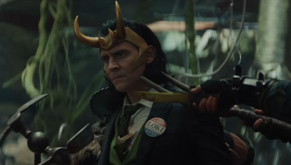 """""""Loki"""" mostrará las aventuras del hermano de Thor tras los eventos de """"Avengers: Endgame"""". (Foto: Disney+)"""