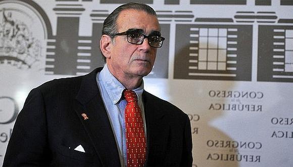 Procurador de la PCM denuncia ante la Fiscalía a Pedro Olaechea. (GEC)