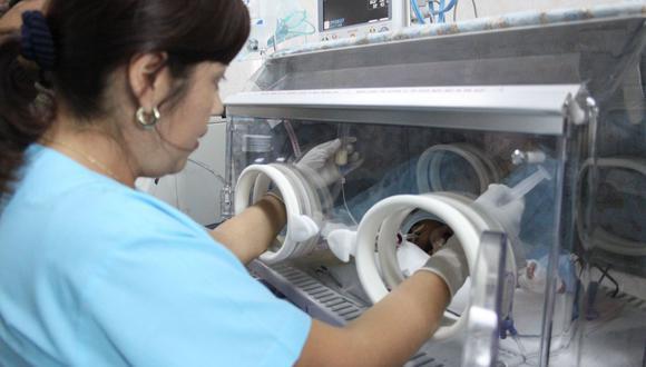 Fiscalía exhortó subsanar las observaciones y aseguren que el Servicio de Neonatología funcione en óptimas condiciones. (Foto: Andina/Referencial)