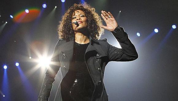 Los objetos de la cantante serán subastados en abril. (AP)