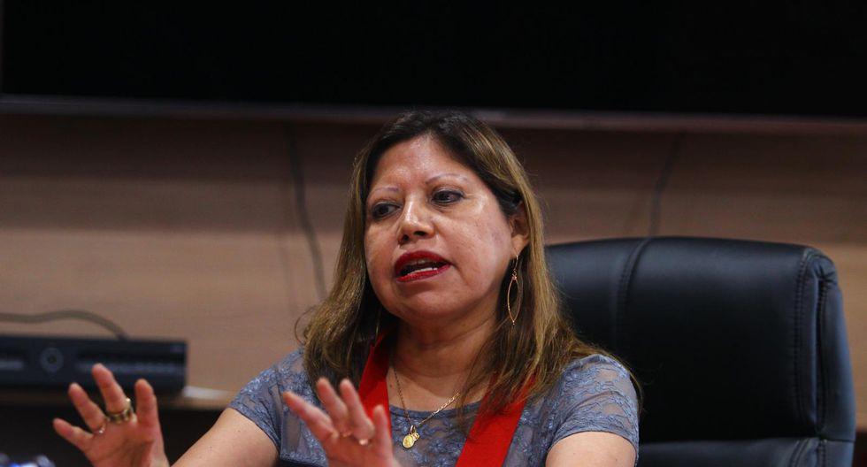Se ha propuesto erradicar la corrupción y limpiar la imagen del Poder Judicial del primer puerto, que aún no se libra de Los Cuellos Blancos. (Miguel Bellido/GEC)