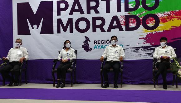 El Partido Morado confirmó el fallecimiento de un candidato al Congreso por La Libertad. (Foto: GEC)