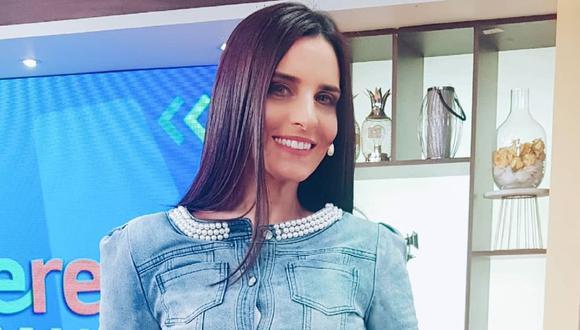 """Laura Borlini anunció el fin de """"En Exclusiva"""" luego de tres años. (Foto: @lauraborlini)"""