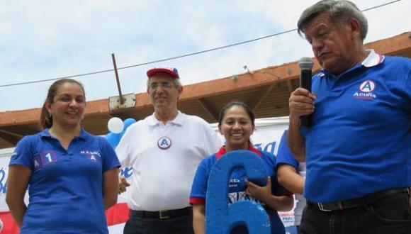 APP: Heidy Juárez denunció fraude electoral en conteo de votos que favorecería a Marisol Espinoza en Piura. (Difusión)