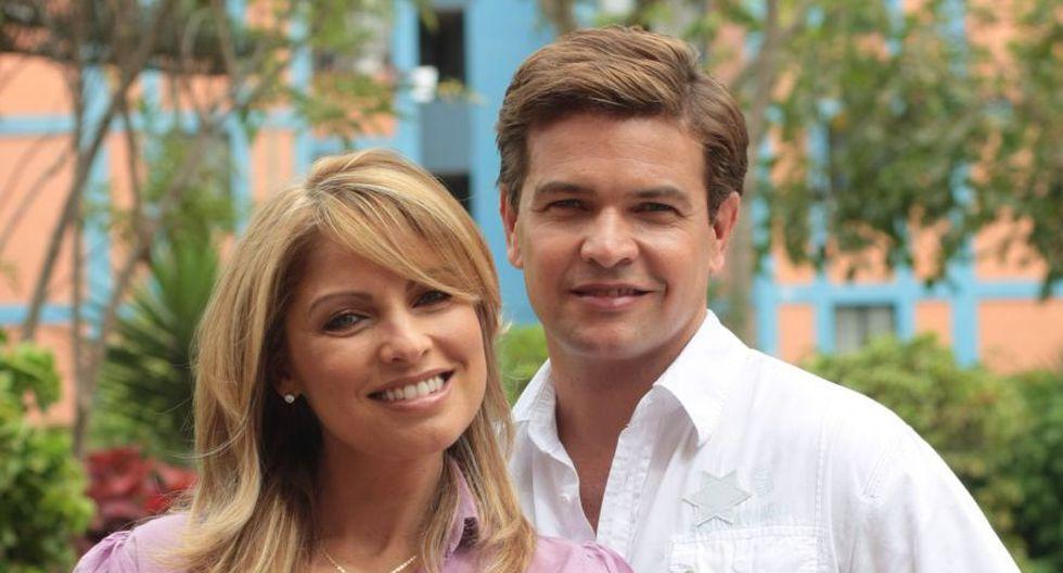 Karina Rivera y Orlando Fundichely era una de las parejas más queridas del medio. (GEC)