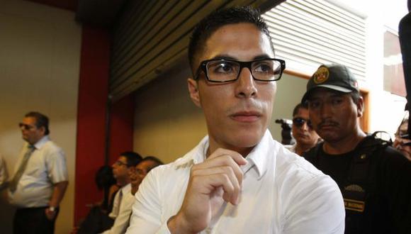 Indignado. Ariel Bracamonte habla de posible corrupción. (USI)