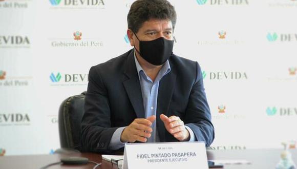 Jefe de Devida renuncia al cargo tras ataques de ministro del Interior.