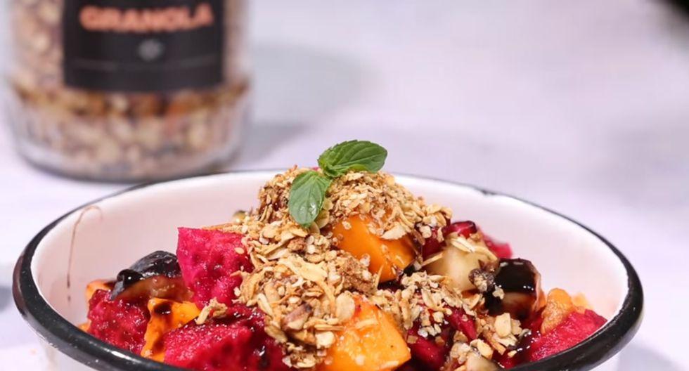Combinadas con otras frutas, el resultado final será espectacular. (Foto: Acomer.pe)