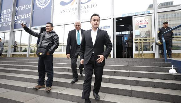 Richard Acuña es congresista por la bancada de Alianza para el Progreso. (César Campos)