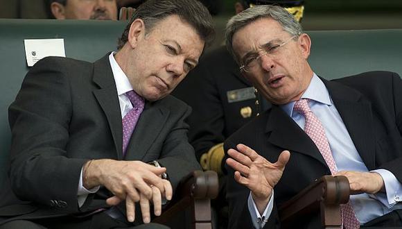 Álvaro Uribe gobernó Colombia entre 2002 y 2010. (AFP)