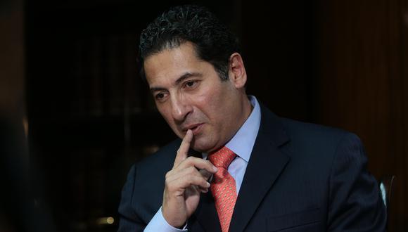 Salvador Heresi es actual miembro de la Comisión Permanente del Parlamento. (Alessandro Currarino/GEC)