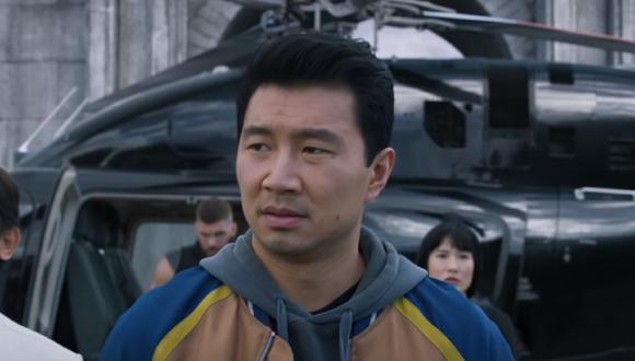 """Simu Liu es el protagonista de """"Shang-Chi y la leyenda de los Diez Anillos""""  (Foto: Marvel)"""