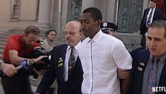 """""""Prueba 4"""" busca tratar el caso de Sean Ellis quien desde los 19 años busca su libertad en un sistema judicial corrupto. (Foto: Captura de YouTube)."""