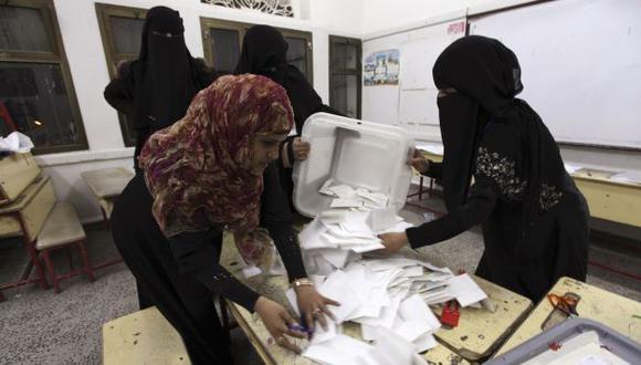 Masiva asistencia en las urnas. (Reuters)