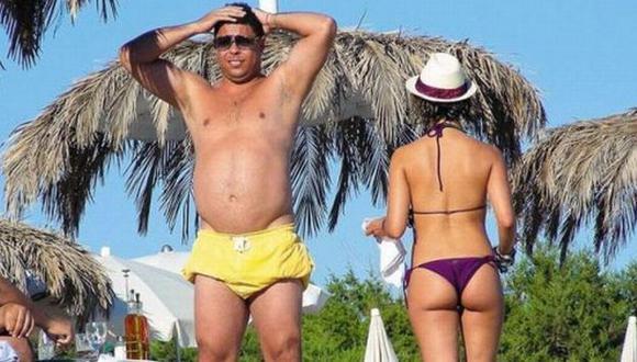 Ronaldo se someterá a tres meses de estricta dieta. (Difusión)