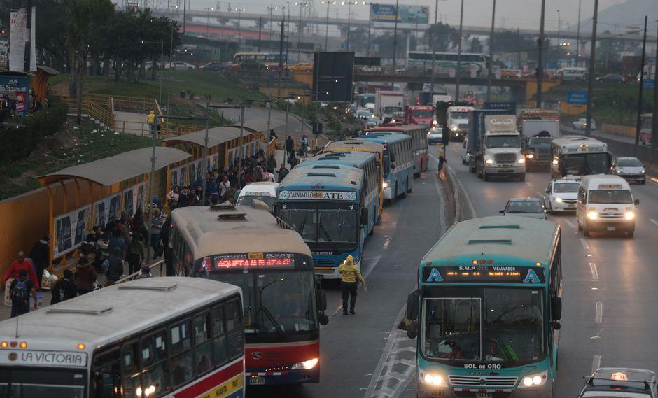 Con esta medida se espera cambiar el caótico transporte público de nuestra ciudad.