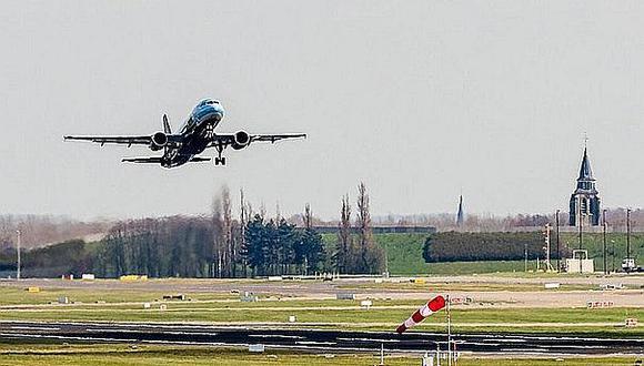 El Gobierno le ha puesto un alto al reinicio de vuelos internacionales. (Foto: EFE)