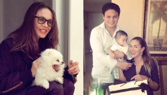 Yolanda Andrade pide a Giovanni Medina concilie con Ninel Conde  (Foto: Instagram)