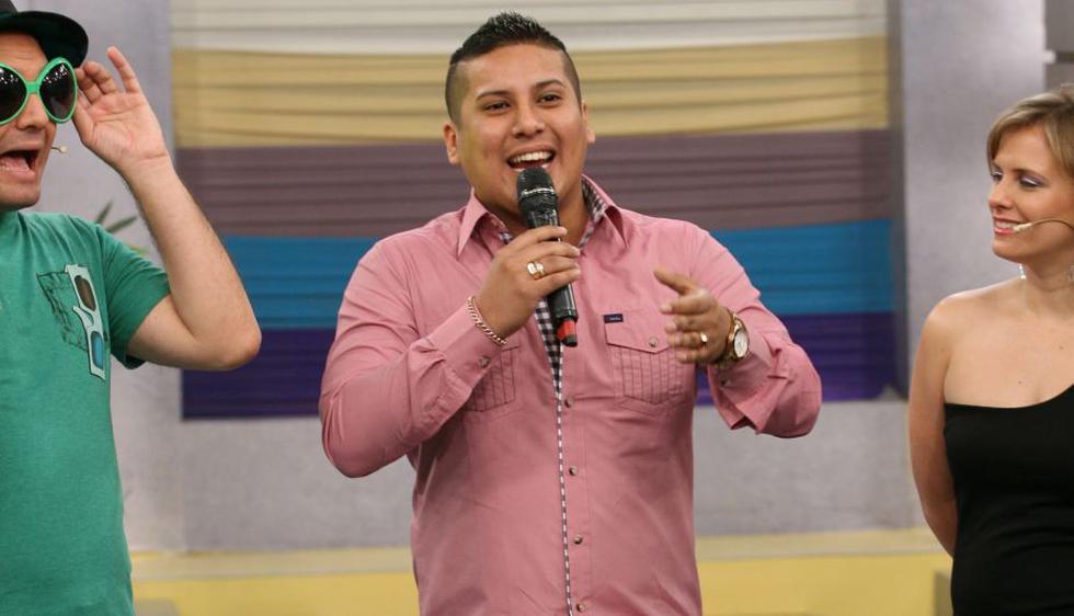 Luisito Caycho. (Kelvin García/USI)