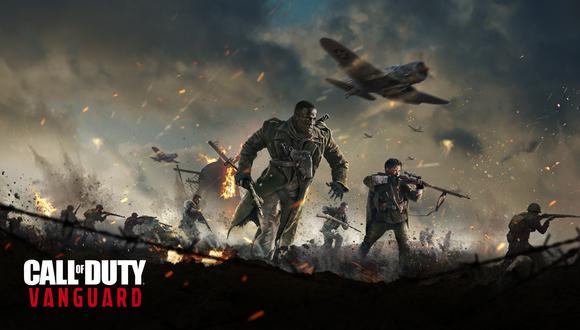 Call of Duty Vanguard estrena el próximo 5 de noviembre. (Imagen: Activision)