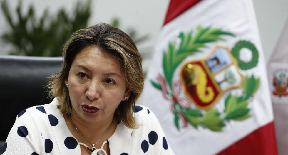 Empresas podrán acceder a recursos del FAE-Turismo desde la próxima semana, anuncia ministra Barrios