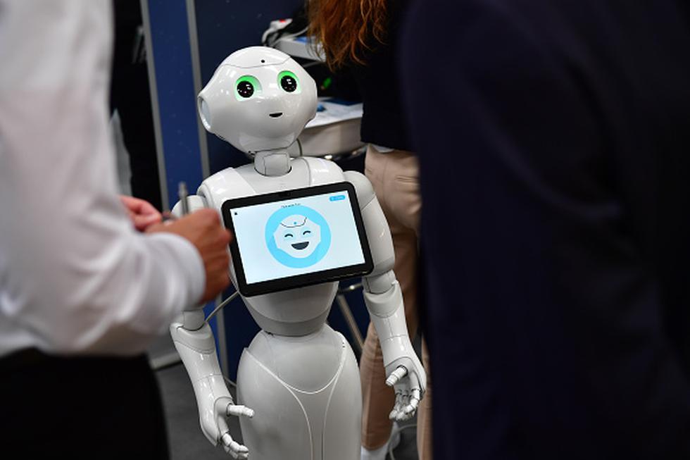 Robot es citado por primera vez al Parlamento del Reino Unido para 'testificar'