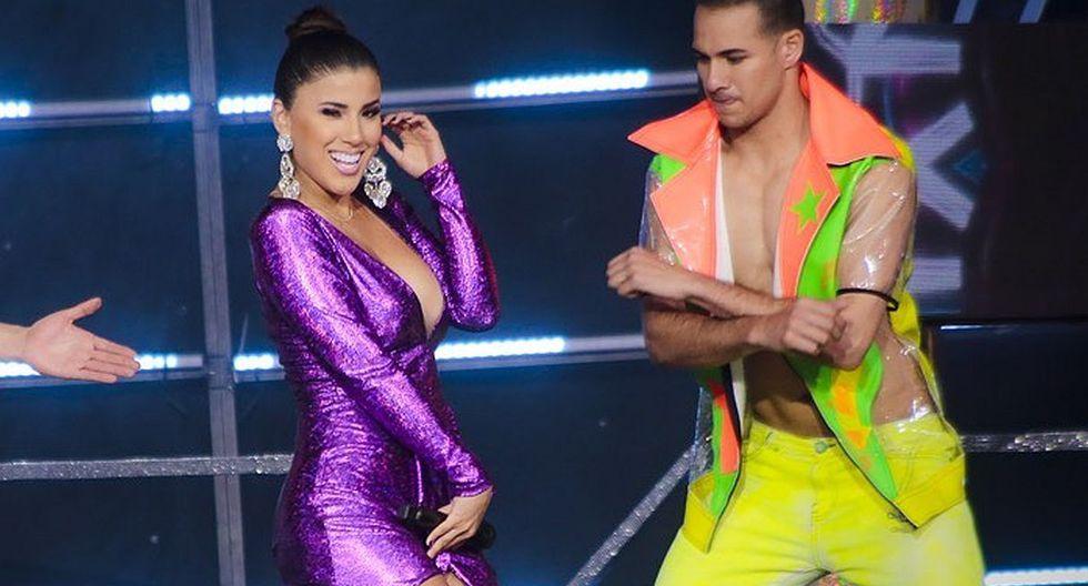 """Yahaira Plasencia reapareció en la televisión con imperdible show en """"El dúo perfecto"""". (Foto: @elartistadelaño)"""