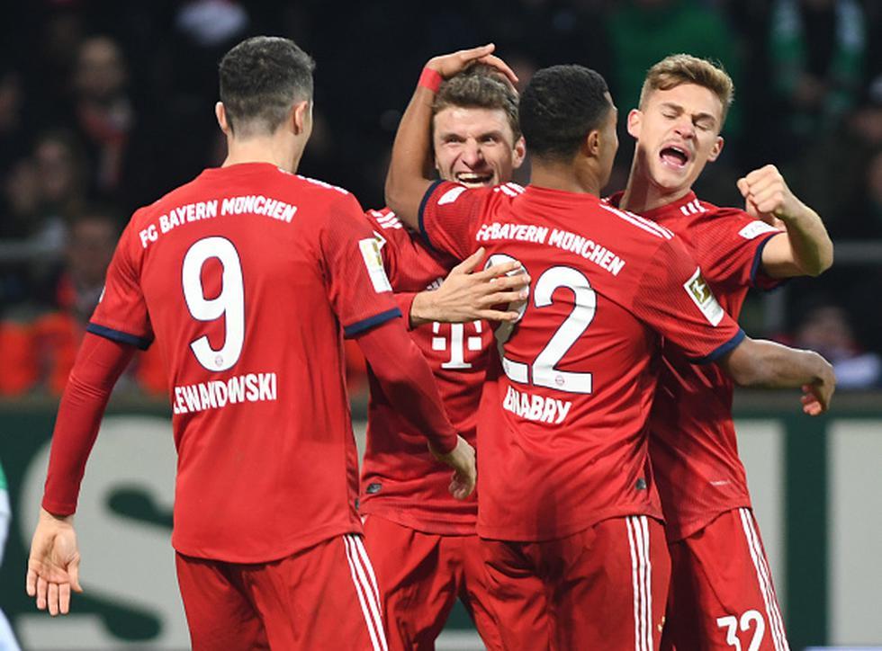 Los malos resultados del Bayern llevaron en los últimos días a la prensa alemana a especular con una eventual destitución de Kovac. (GETTY)
