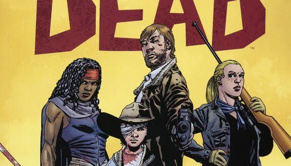 """Cómic número 192 acaba de revelar el fatídico destino de una personaje emblema de """"The Walking Dead"""". (Foto: Image)"""