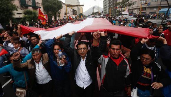 Arturo Maldonado: Técnicos o políticos (USI)