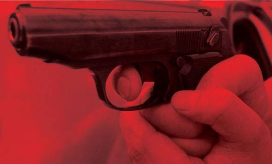 Hombre recibe balazo en asalto a un bus en Trujillo